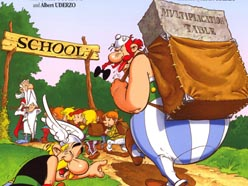Asterix and the Class Act (2003)
